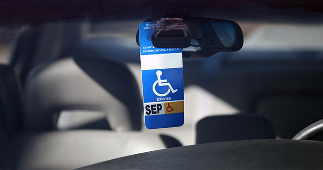 Accident Liability if the Driver is Disabled in San Diego