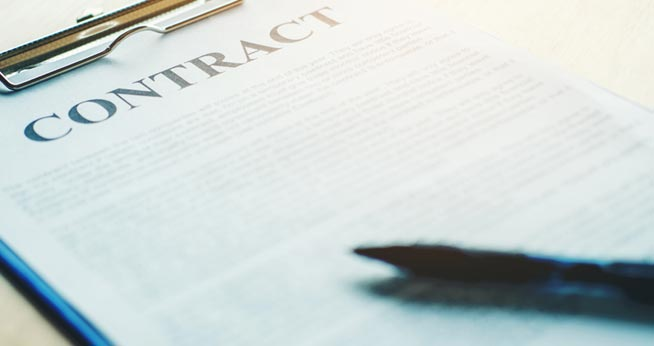 What is a contingent fee agreement?