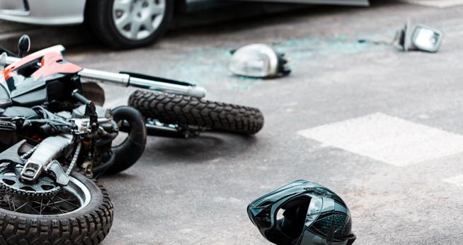 What Is Comparative Negligence in a Motorcycle Accident?