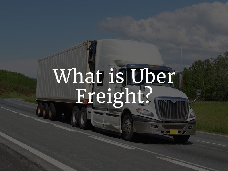 What is Uber Freight?
