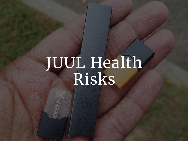 Juul Health Risks