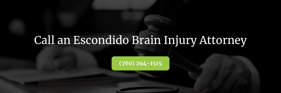 Escondido Brain Injury Lawyer