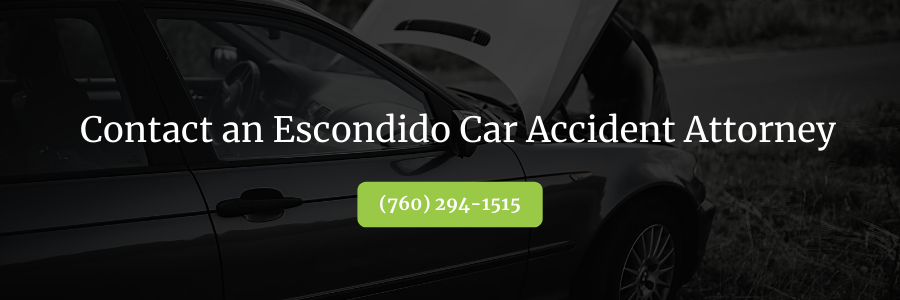 Escondido Car Accident Lawyer